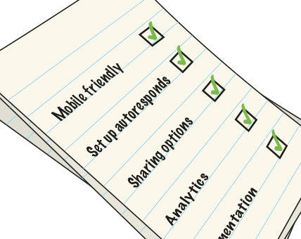 Features List